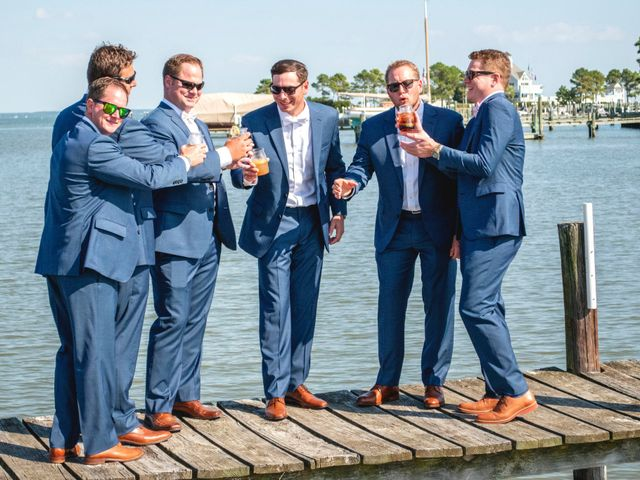 Andrew and Lacey's Wedding in Saint Michaels, Maryland 14
