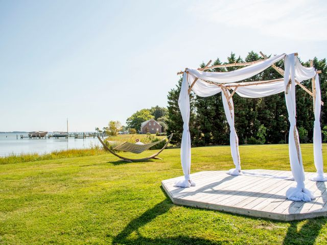 Andrew and Lacey's Wedding in Saint Michaels, Maryland 21