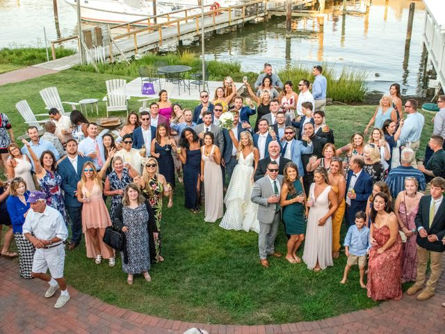 Andrew and Lacey's Wedding in Saint Michaels, Maryland 22
