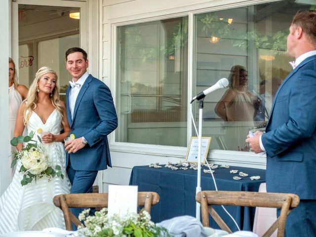 Andrew and Lacey's Wedding in Saint Michaels, Maryland 23