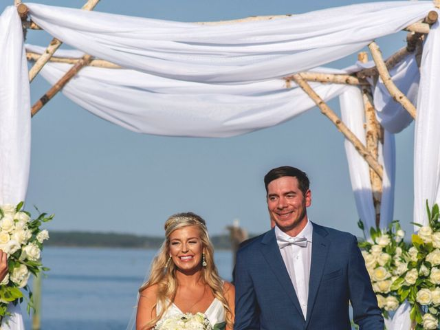 Andrew and Lacey's Wedding in Saint Michaels, Maryland 33