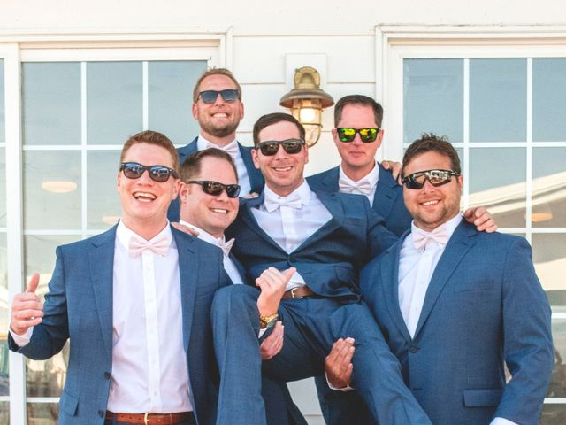 Andrew and Lacey's Wedding in Saint Michaels, Maryland 45