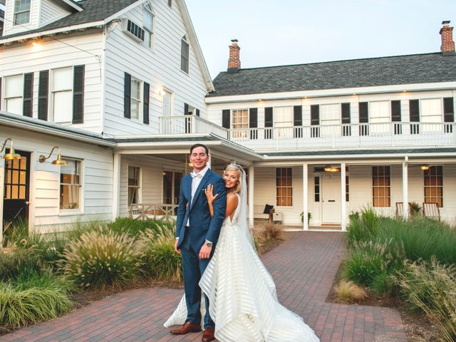 Andrew and Lacey's Wedding in Saint Michaels, Maryland 48