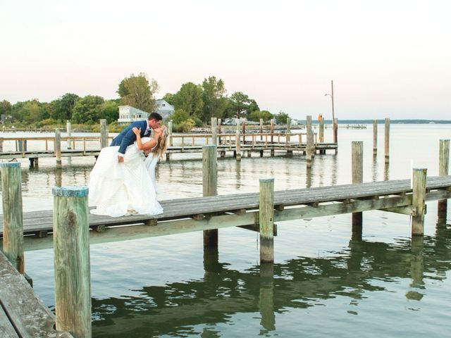 Andrew and Lacey's Wedding in Saint Michaels, Maryland 52