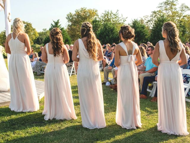 Andrew and Lacey's Wedding in Saint Michaels, Maryland 55