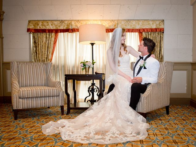 Josh and Christiana's Wedding in Greenville, South Carolina 42