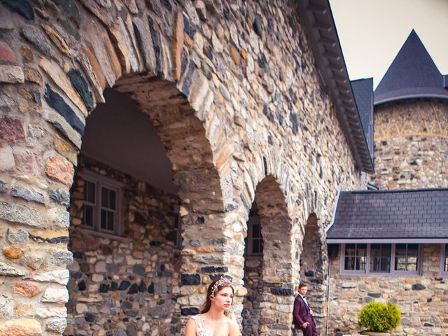 John and Melanie's Wedding in Charlevoix, Michigan 6