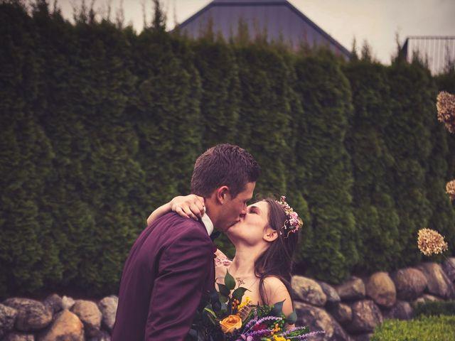 John and Melanie's Wedding in Charlevoix, Michigan 1