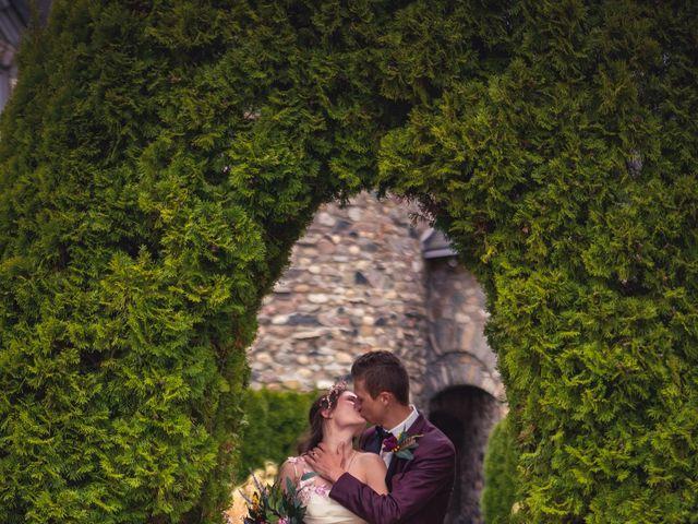John and Melanie's Wedding in Charlevoix, Michigan 10