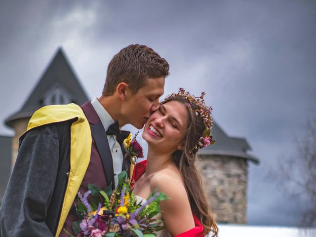 John and Melanie's Wedding in Charlevoix, Michigan 13