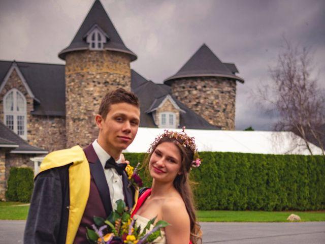 John and Melanie's Wedding in Charlevoix, Michigan 14