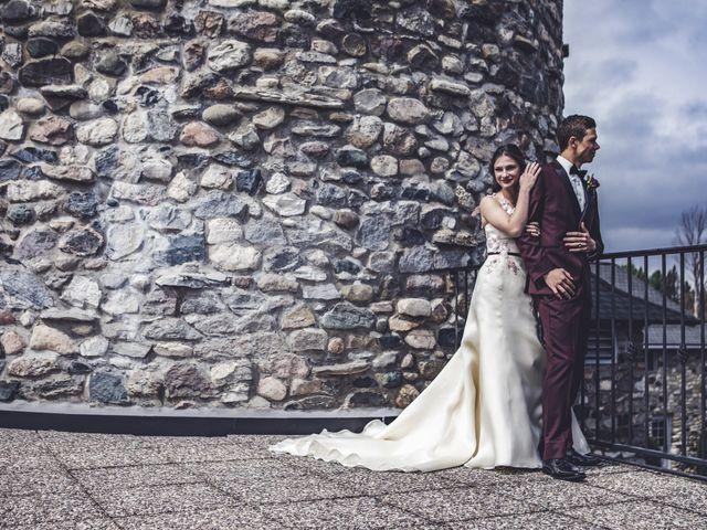 John and Melanie's Wedding in Charlevoix, Michigan 19