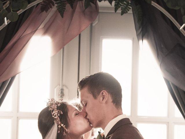 John and Melanie's Wedding in Charlevoix, Michigan 24