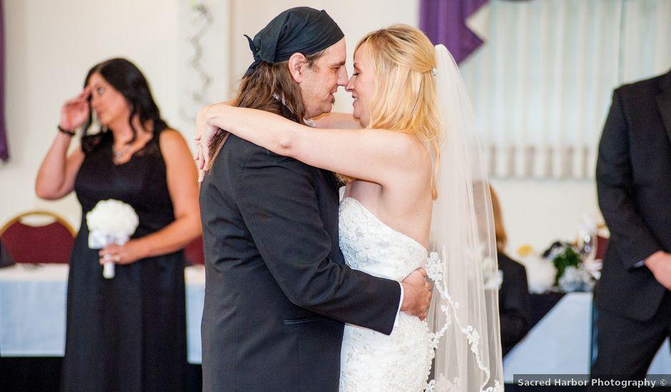 Michael and Elizabeth's Wedding in Wrentham, Massachusetts