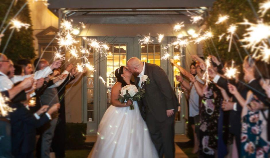 Jason and Ashley's Wedding in Monroe, Connecticut