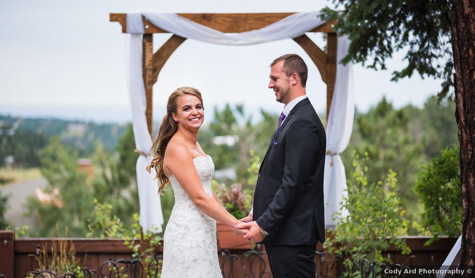 Brett and Kyra's Wedding in Golden, Colorado