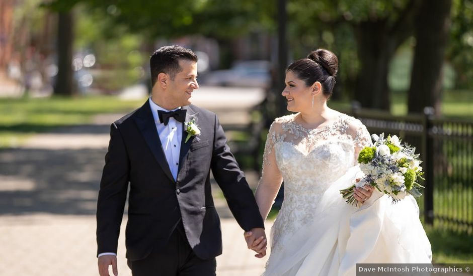 Ali and Bahar's Wedding in Baltimore, Maryland