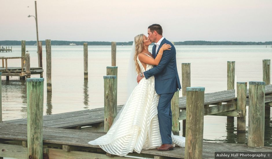 Andrew and Lacey's Wedding in Saint Michaels, Maryland