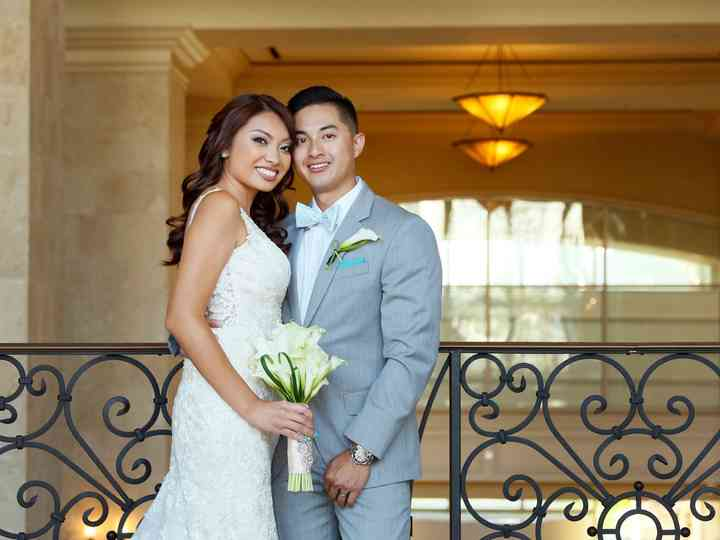 The wedding of Kaila and Kevin