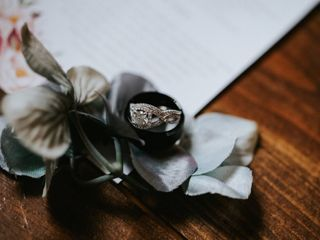 The wedding of Kylie Baumann and Logan Baumann 2