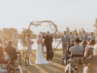 Ethan and Callie's Wedding in Fort Collins, Colorado 3