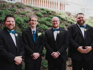 Nathaniel and Emmy's Wedding in Lexington, Kentucky 3