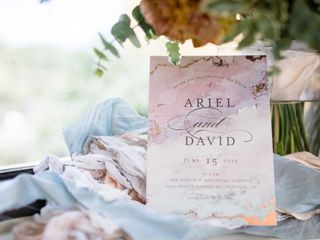 The wedding of Ariel and David 3