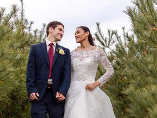 The wedding of Alex and Tiffany 1