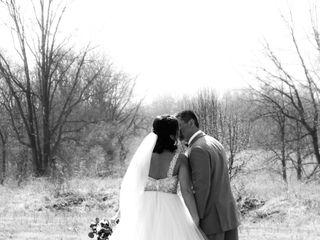 The wedding of Ashly and Trey 1