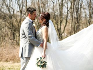 The wedding of Ashly and Trey