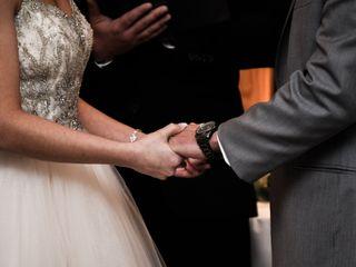 The wedding of Ashly and Trey 2