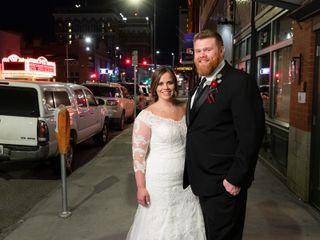 The wedding of Taryn and Jeff