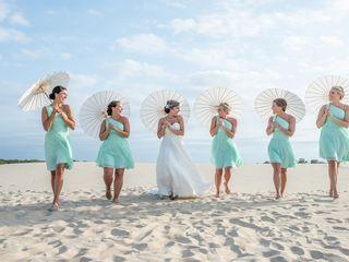 Cassie and Hank's wedding in North Carolina 3