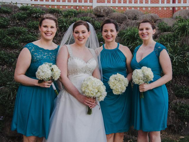 Nathaniel and Emmy's Wedding in Lexington, Kentucky 1