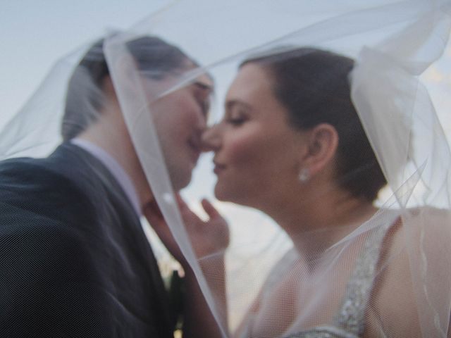 The wedding of Emmy and Nathaniel