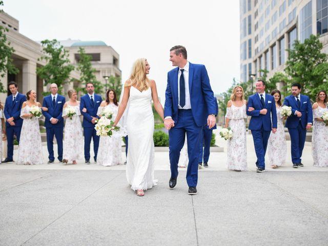 Lindsay and Ryan's Wedding in Indianapolis, Indiana 1