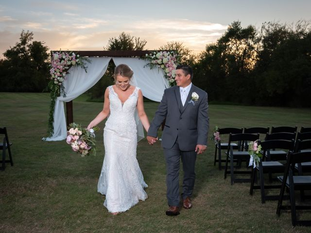 The wedding of Brennon and Shelbi