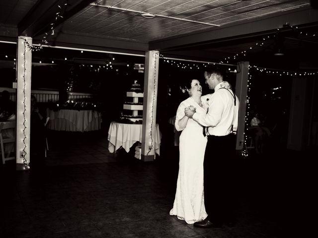 Mitchell and Allison's Wedding in Lake Lure, North Carolina 2