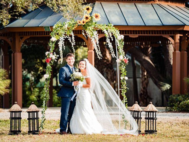 The wedding of Christina and Joseph