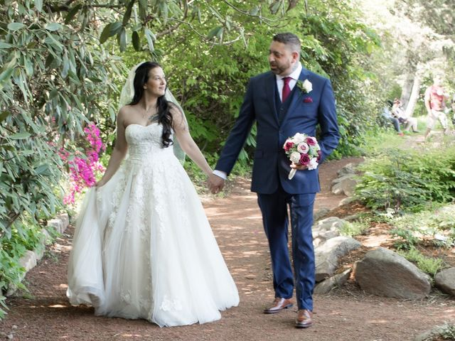The wedding of Susete and Tim