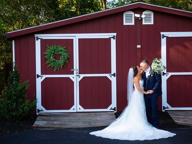 Ray and Melissa's Wedding in Hamilton Township, New Jersey 1