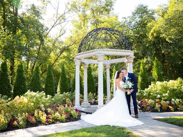 The wedding of Melissa and Ray