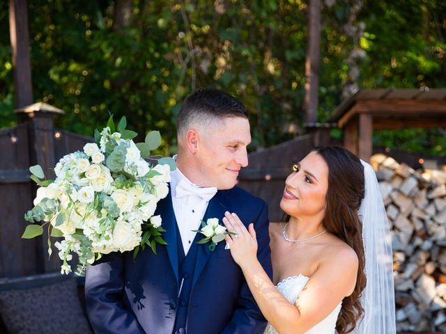 Ray and Melissa's Wedding in Hamilton Township, New Jersey 9