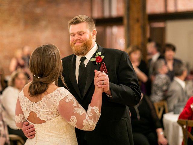 Jeff and Taryn's Wedding in Spokane, Washington 34