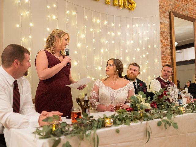 Jeff and Taryn's Wedding in Spokane, Washington 29