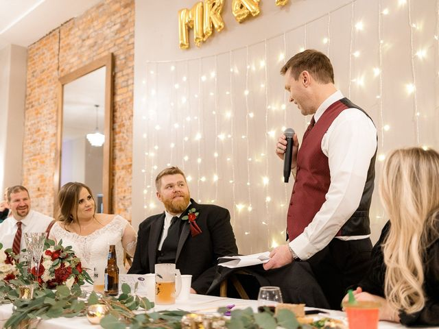 Jeff and Taryn's Wedding in Spokane, Washington 28