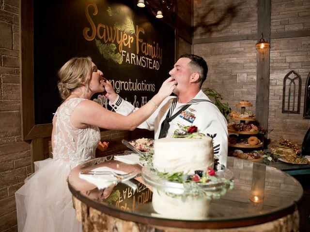Alex and Olivia's Wedding in Glenville, North Carolina 6