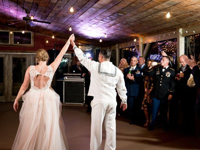 Alex and Olivia's Wedding in Glenville, North Carolina 8