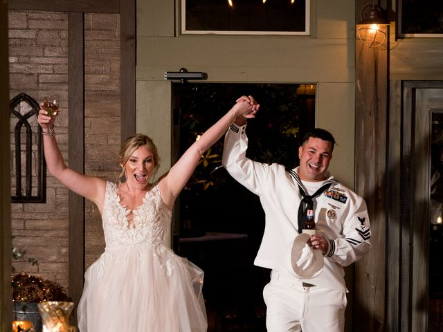 Alex and Olivia's Wedding in Glenville, North Carolina 11