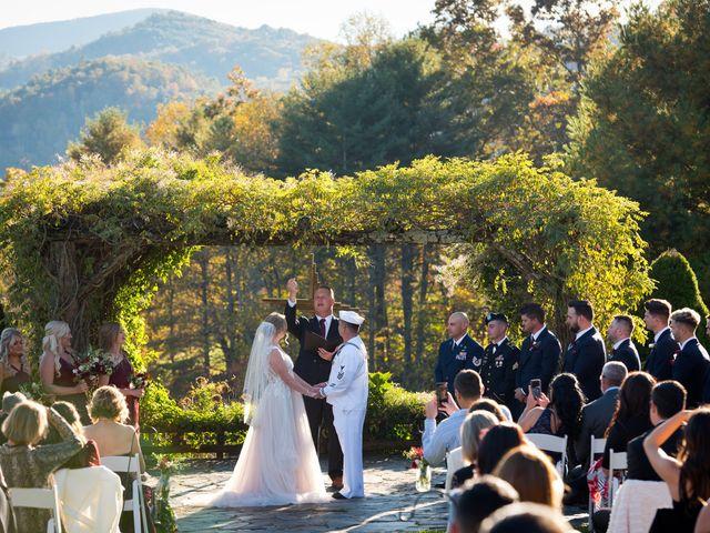 Alex and Olivia's Wedding in Glenville, North Carolina 14